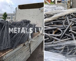 IDL Armaturas Locisana Piegade Гибка Арматуры Доставка Reinforcement Bending Delivery