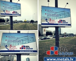 Idl Group Ad Advertising Marketing Reklama Marketings Www Metals Lv Metāla Pārodšana