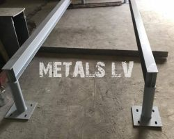Metalapstrade Металообработка Steel Construction Manufacturing