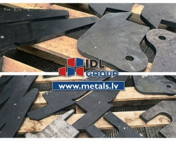 IDL Cnc Plasma Cutting