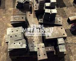 IDL Metala Plaksnes Idl Group Металлические Пластины Idl Group Steel Plates Idl Group
