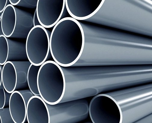 Steel pipes square hollow section